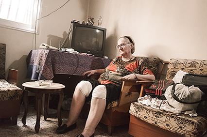 Armut mach krank. Sechs Schicksale von alten Menschen aus Aleppo und Damaskus