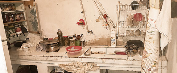 Heiligland-Verein - Armutsbetroffene in Syrien sind ältere Menschen.